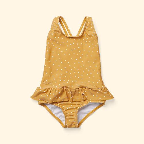 Confetti Yellow Mellow Liewood Amara Swimsuit