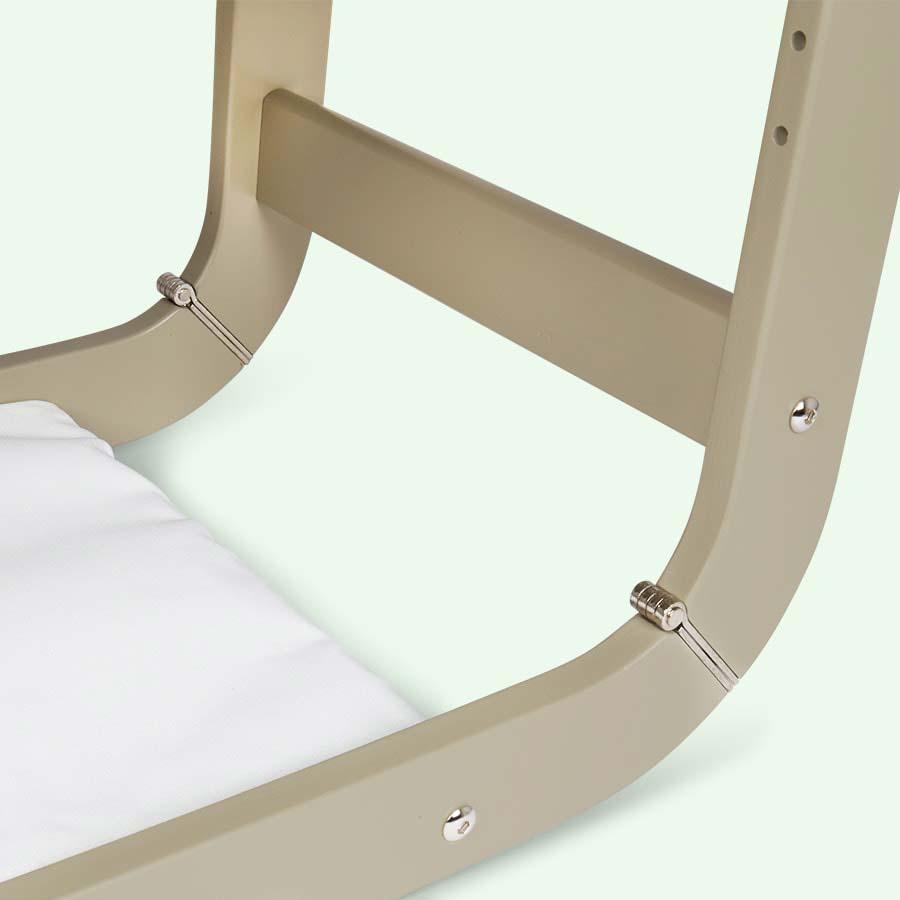 Putty Snuz SnuzPod2 3-in-1 Bedside Crib & Mattress