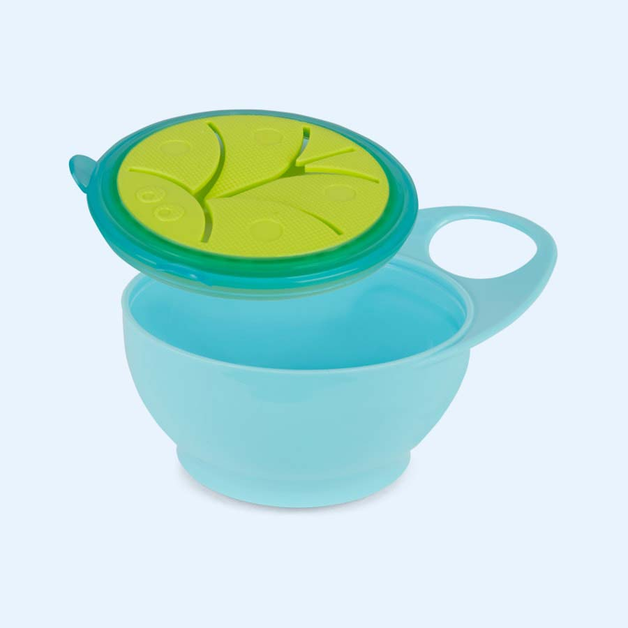 Blue Brother Max Snack Bowl