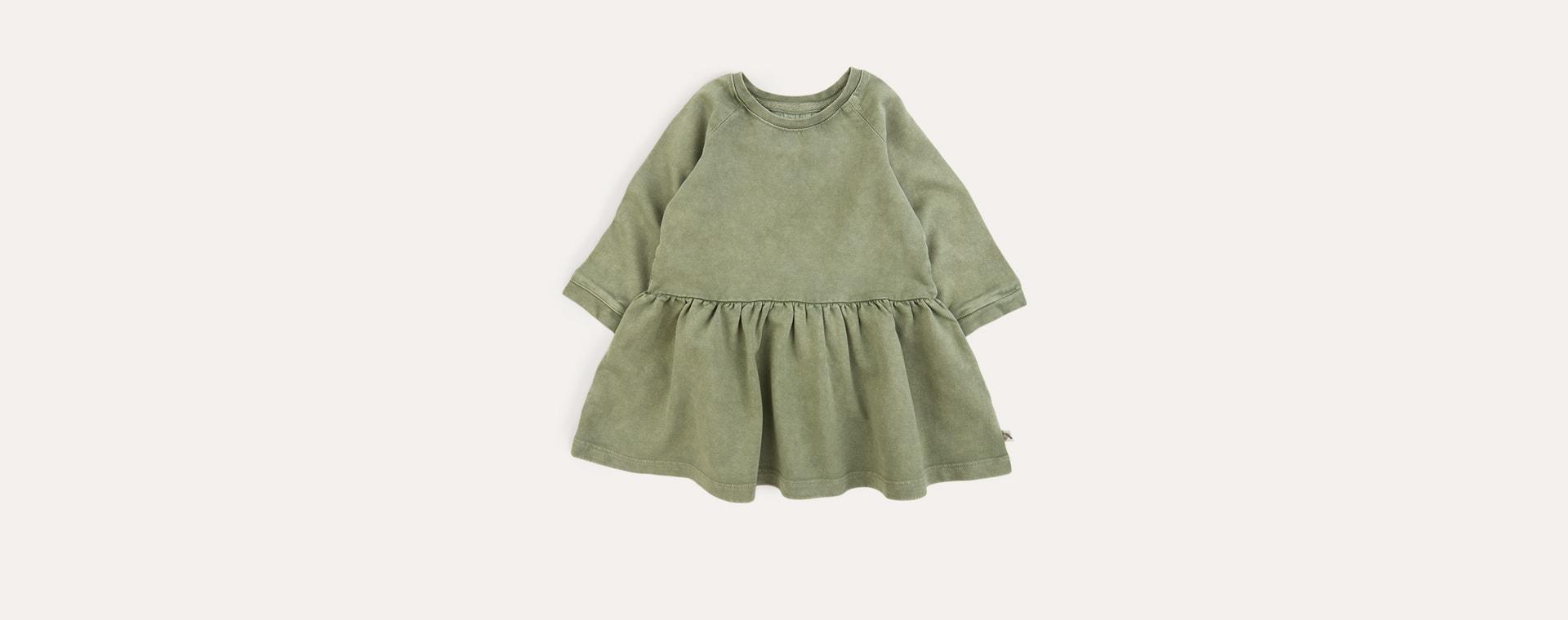 Moss KIDLY Label Washed Dress