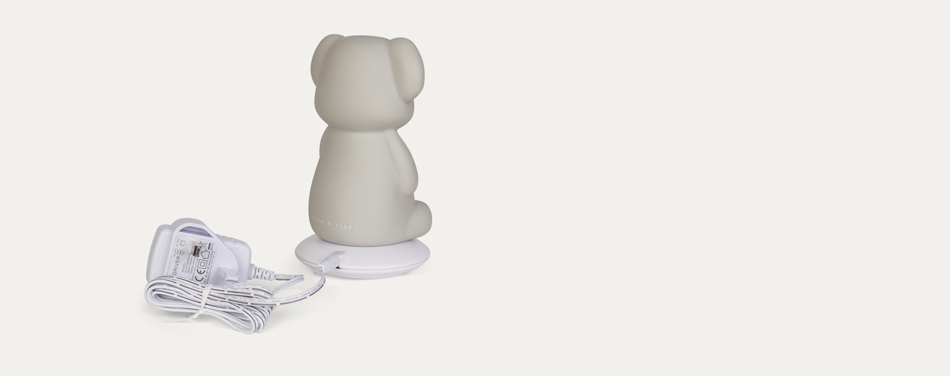Grey Lello Teeny and Tiny Koala Rechargeable Light