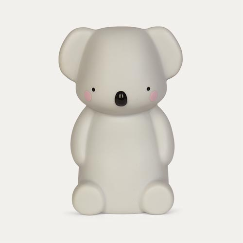 Grey Lello Tiny and Tiny Koala Rechargeable Light