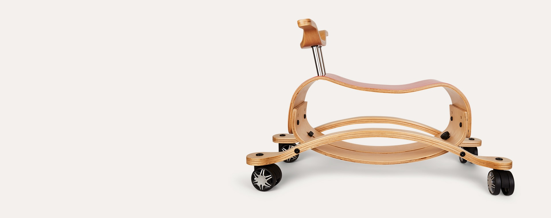 Red Wishbone Design Studio Flip 3-in-1 Ride-On