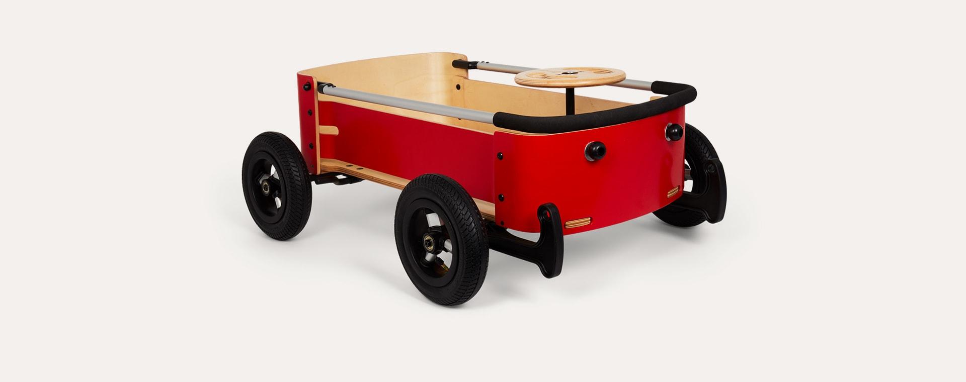 Red Wishbone Design Studio Wagon