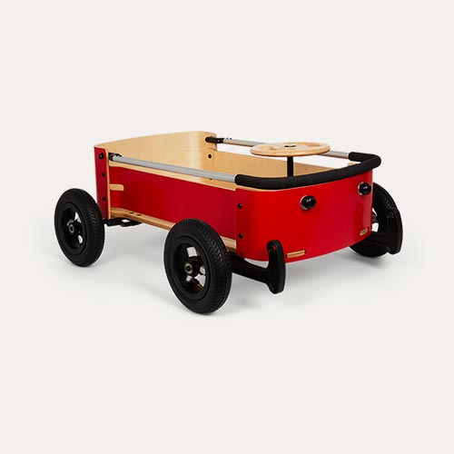 Red Wishbone Design Studio Wagon