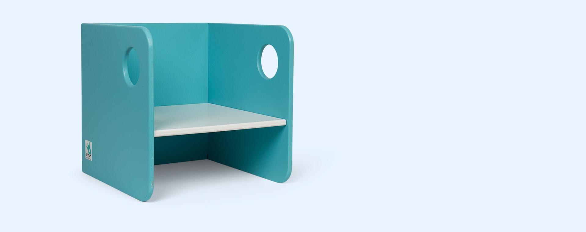 Blue Arthur and Friends Carlito Chair