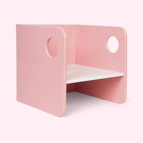 Pink Arthur and Friends Carlito Chair