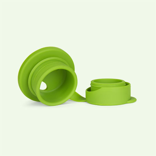 Green Pura Big Mouth Silicone Sports Top
