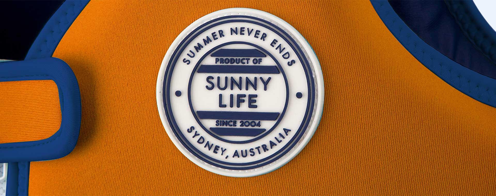 Sharky Sunnylife Float Vest