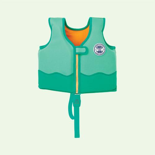 Crocodile Sunnylife Float Vest