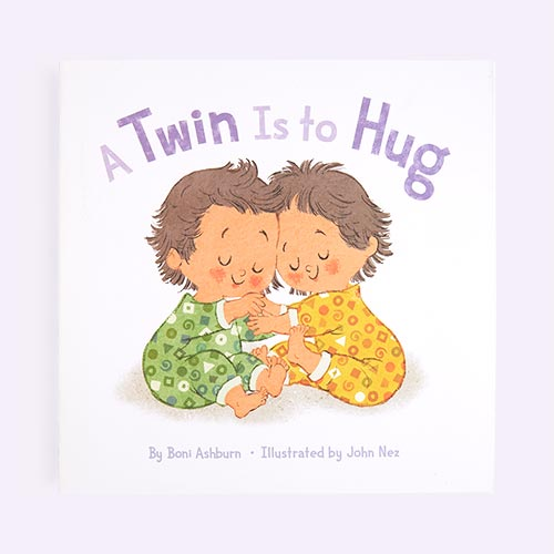 Multi Abrams & Chronicle Books A Twin Is To Hug