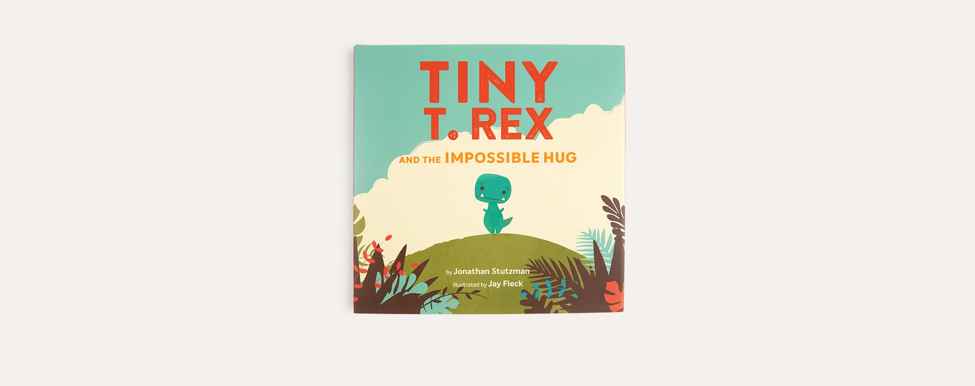 Multi Abrams & Chronicle Books Tiny T. Rex and the Impossible Hug