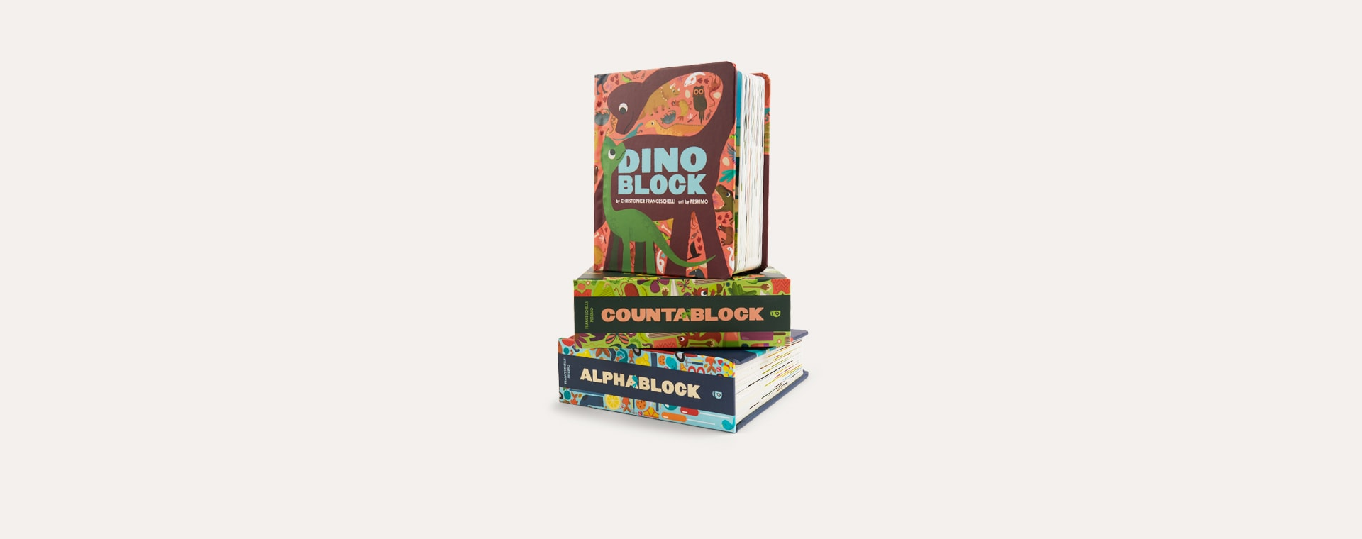 Multi Abrams & Chronicle Books A Box Of Blocks