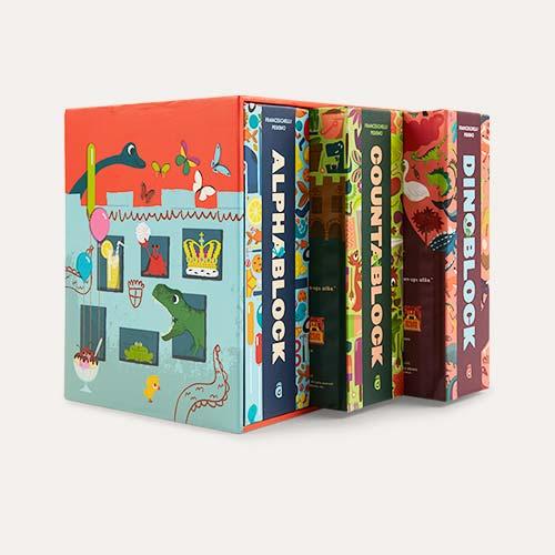 Multi Abrams & Chronicle Books A Box Of Blocks