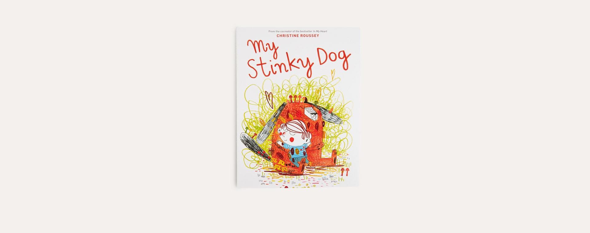 White Abrams & Chronicle Books My Stinky Dog