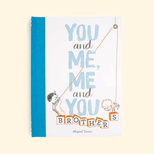 Multi Abrams & Chronicle Books You and Me, Me and You: Brothers