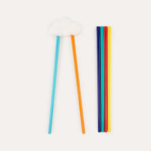 Rainbow Sunnylife Rainbow Chop Sticks
