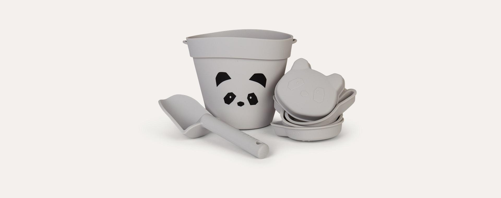 Panda Dumbo Grey Liewood Beach Set