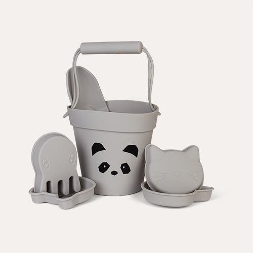 Panda Dumbo Grey Liewood Beach Set