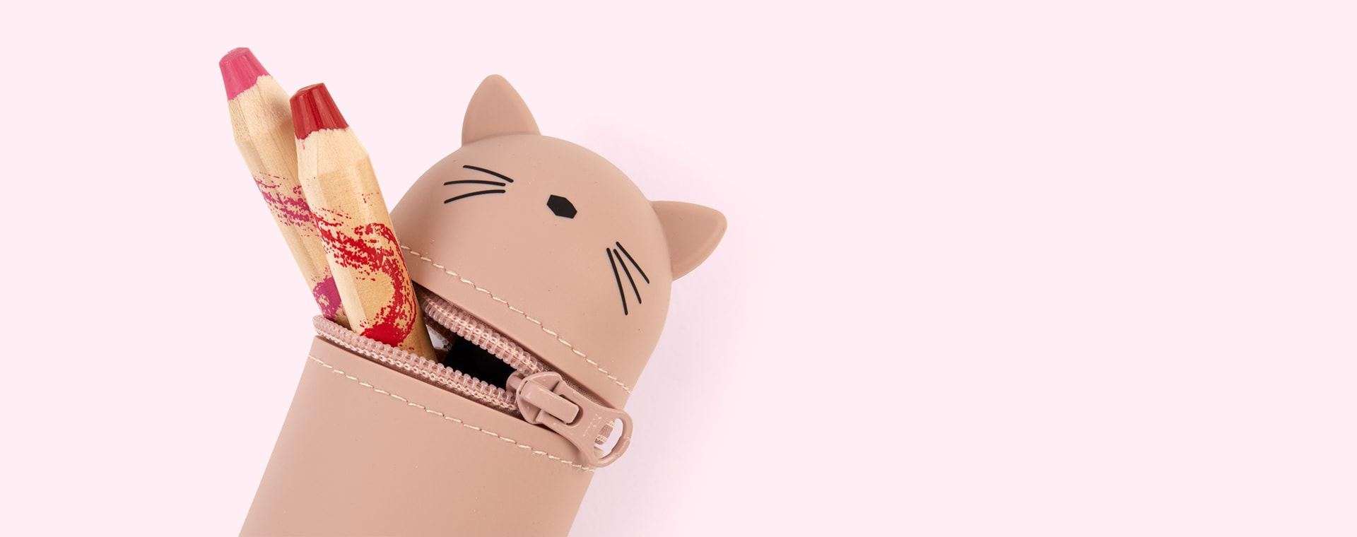 Cat Rose Liewood Pencil Case