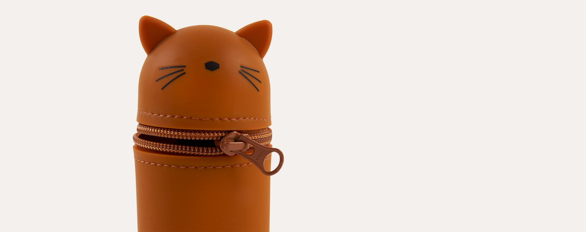 Cat Mustard Liewood Pencil Case