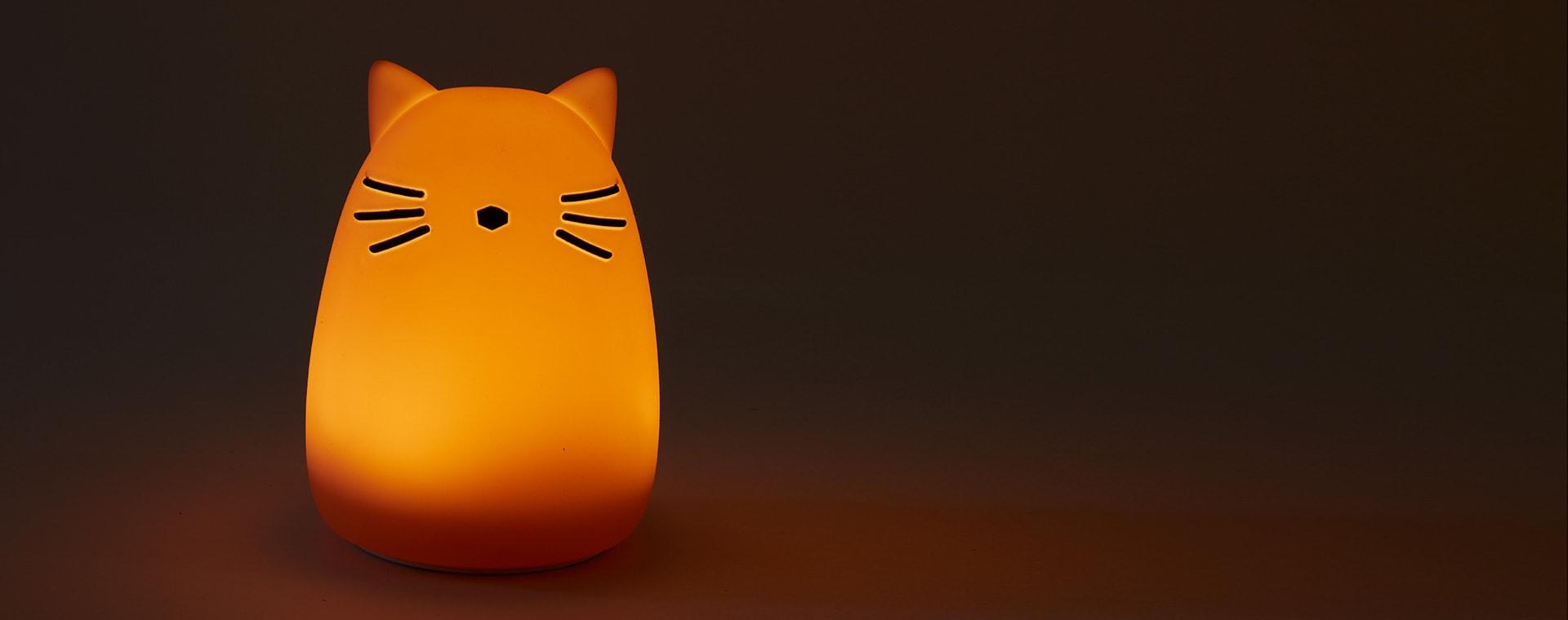 Cat Rose Liewood Night Light