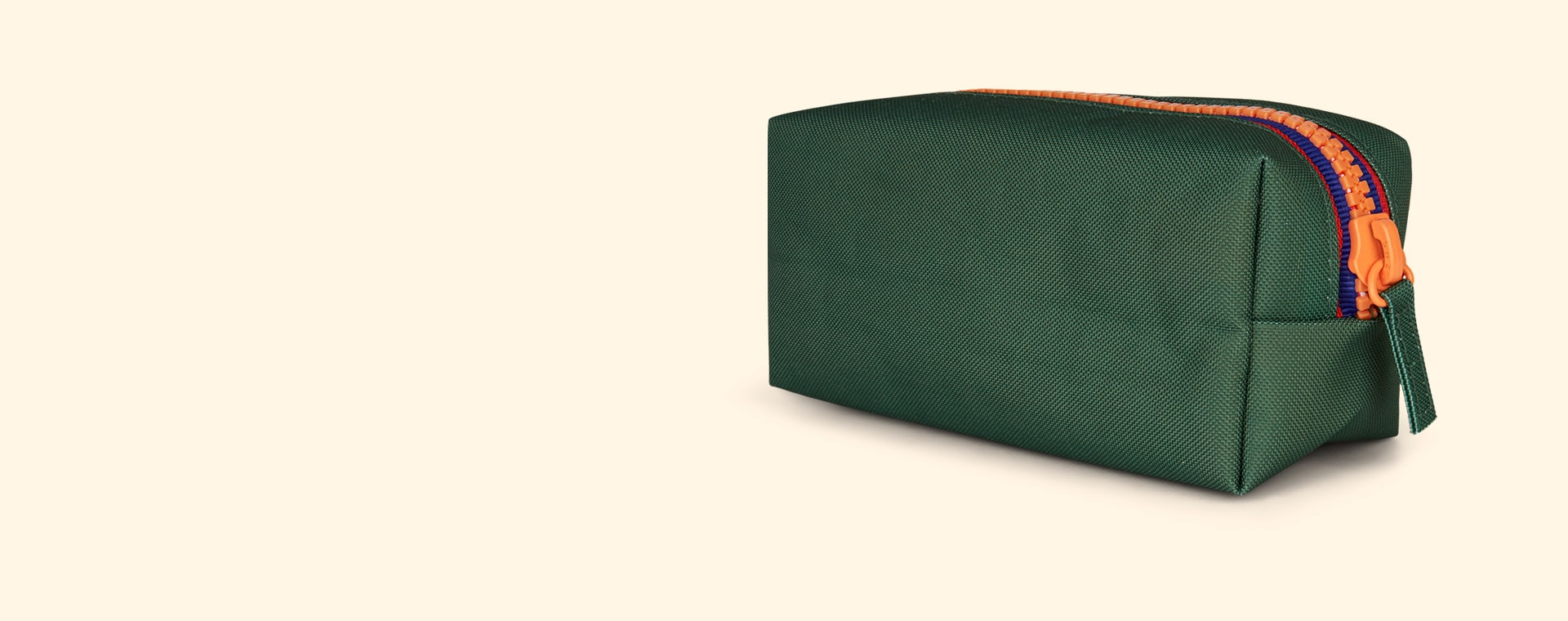 Green Engel Pencil Case