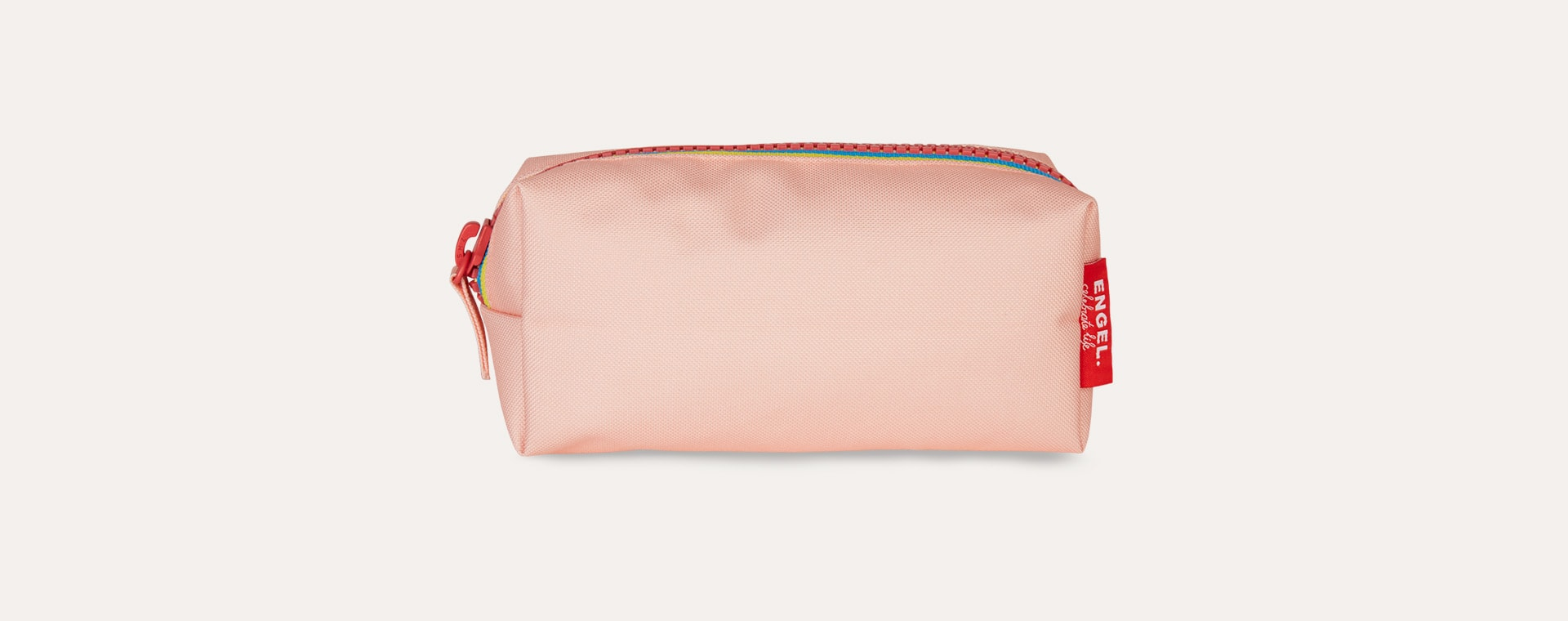 Pink Engel Pencil Case