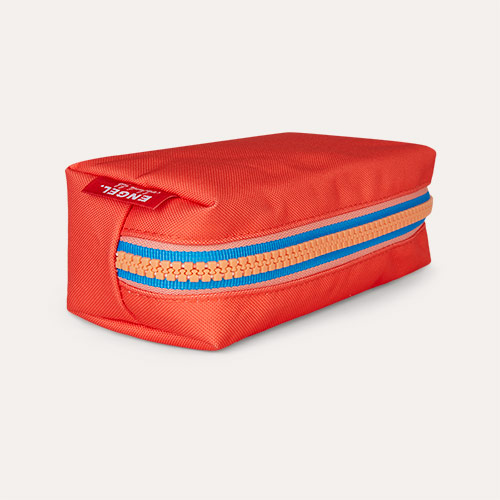 Red Engel Pencil Case