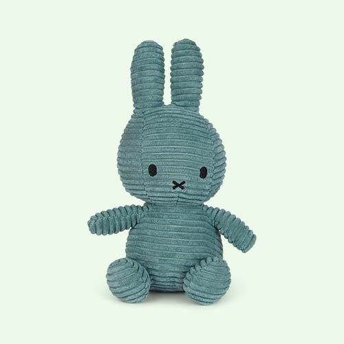 Green Nijntje Miffy Miffy Corduroy Small