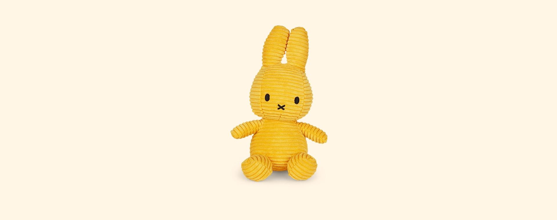 Yellow Miffy Miffy Corduroy Small