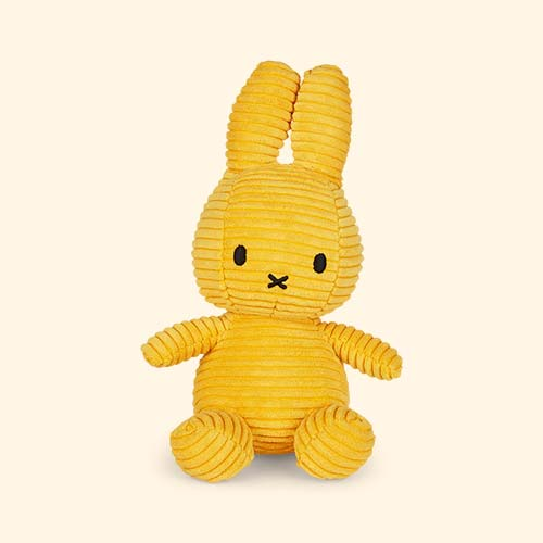Yellow Miffy Miffy Corduroy Small