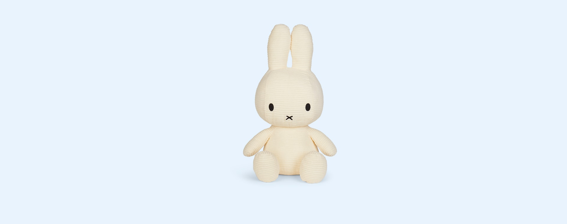 White Miffy Miffy Corduroy Extra Large