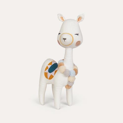 Cream Picca LouLou Llama