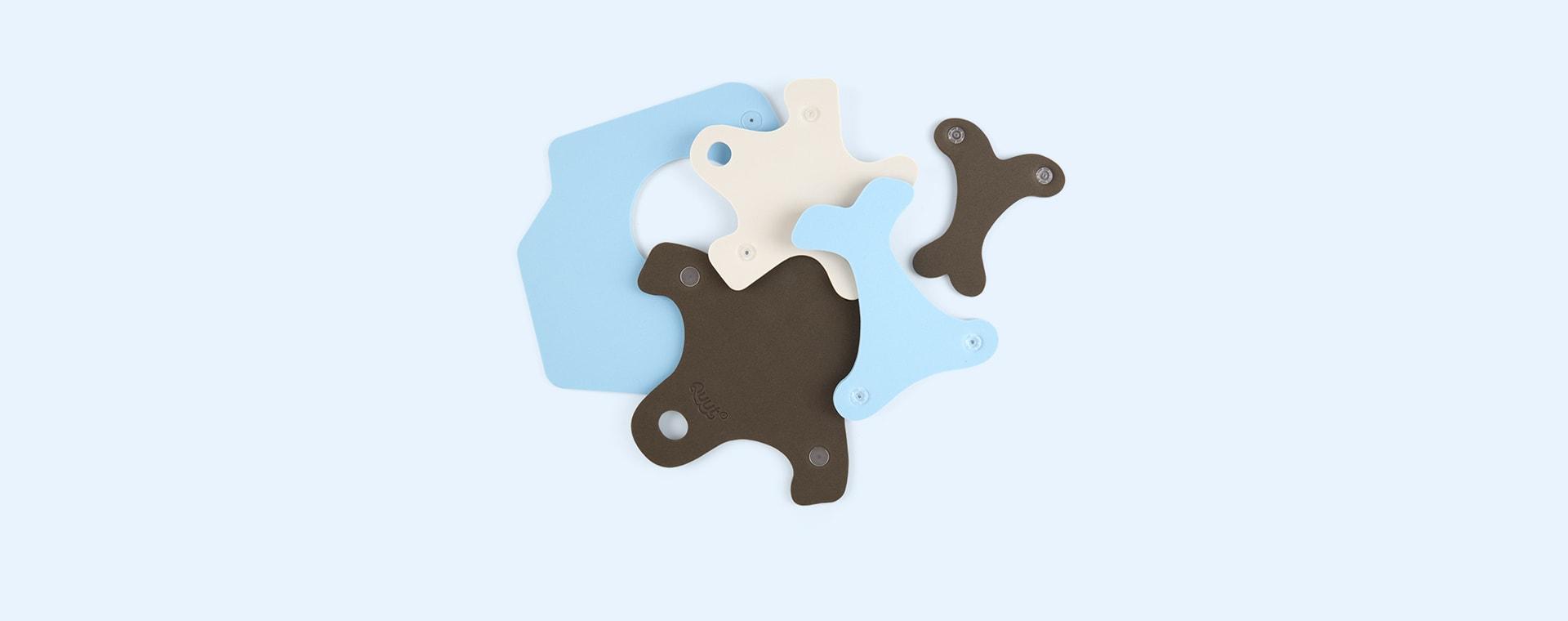 Seal Island Quut Soft Foam Bath Toy Set