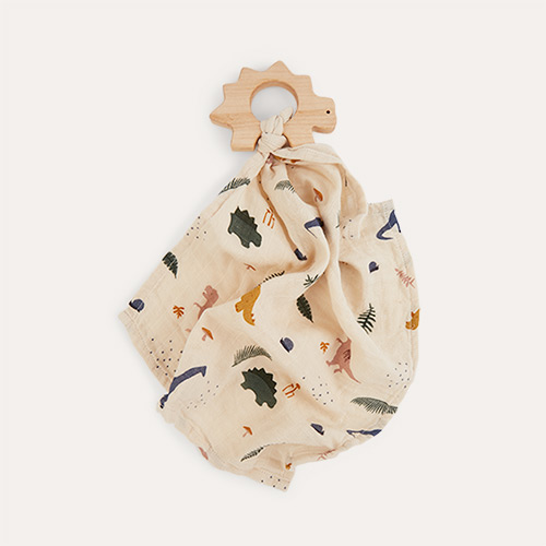 Dino Mix Liewood Teether Cuddle Cloth