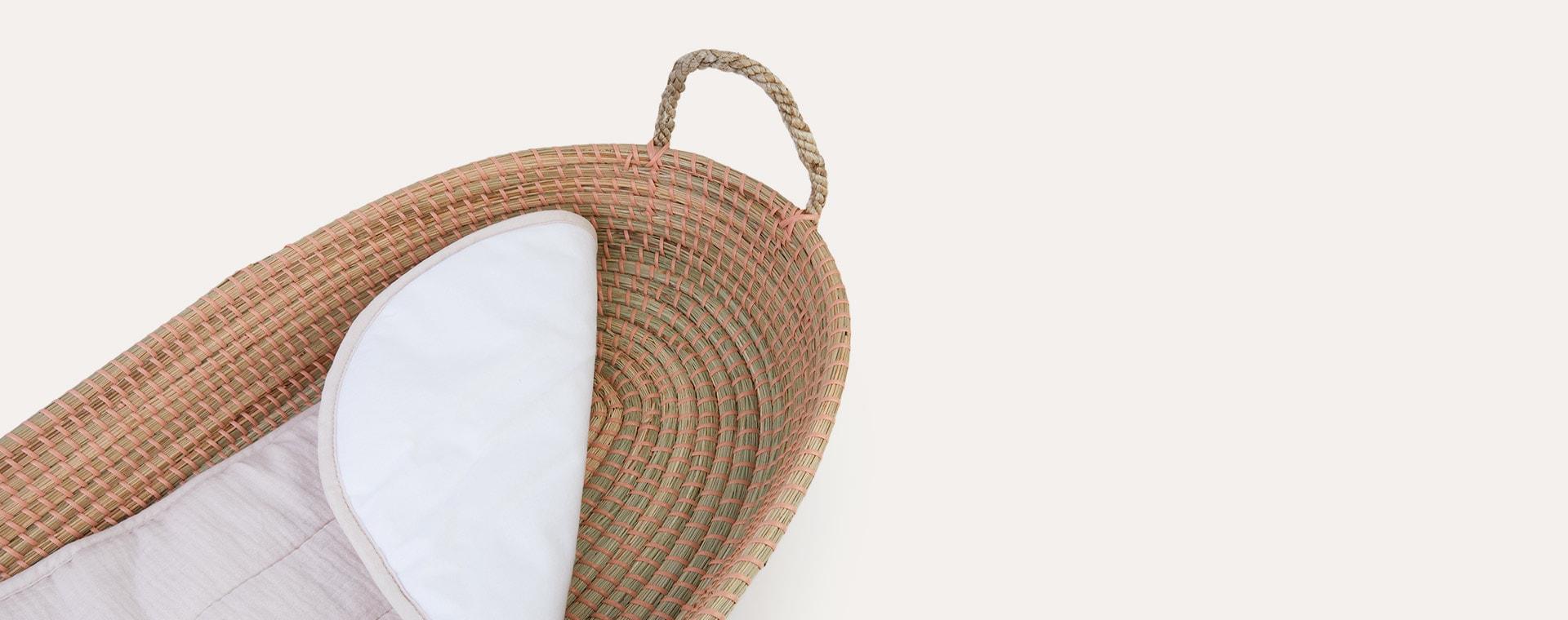 Oat Olli Ella Luxury Changing Basket Cotton Insert