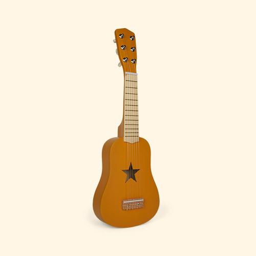Yellow Kid's Concept Guitar