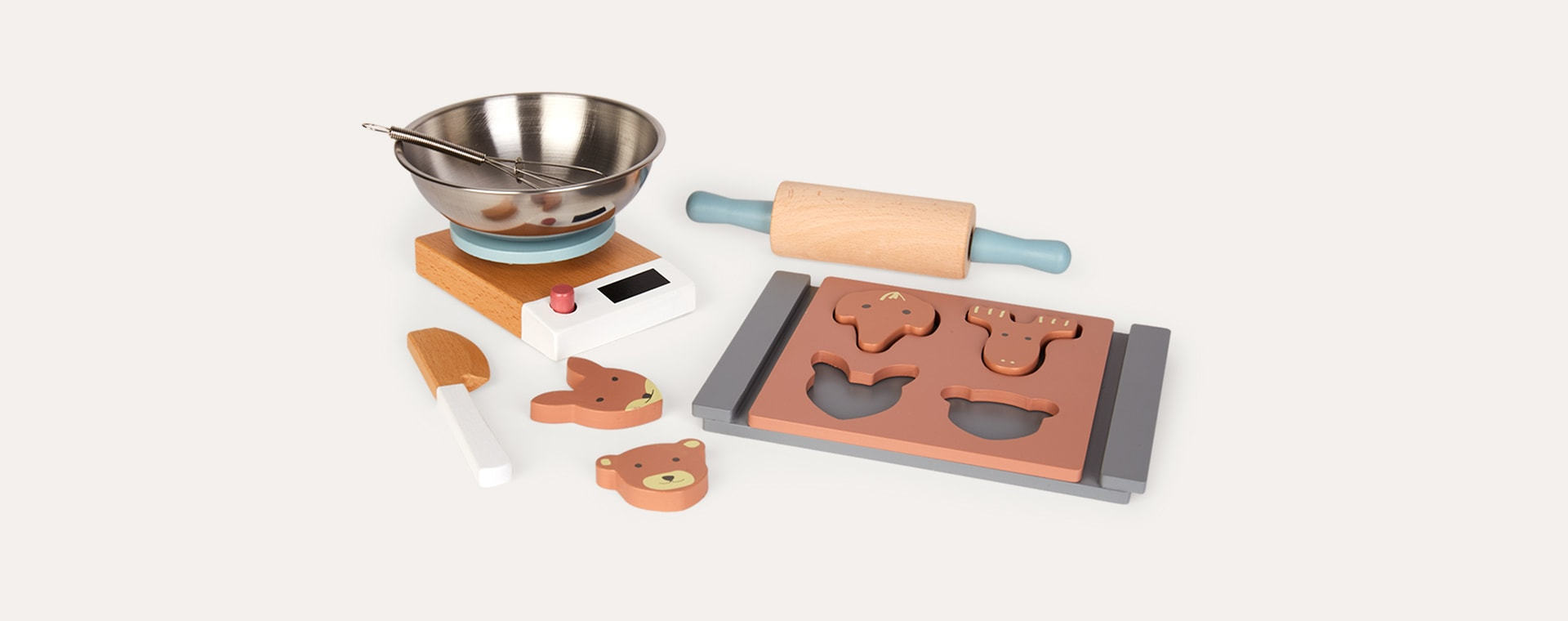 Multi Kid's Concept Baking Set