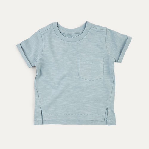 Forget me not KIDLY Label Slub Tee