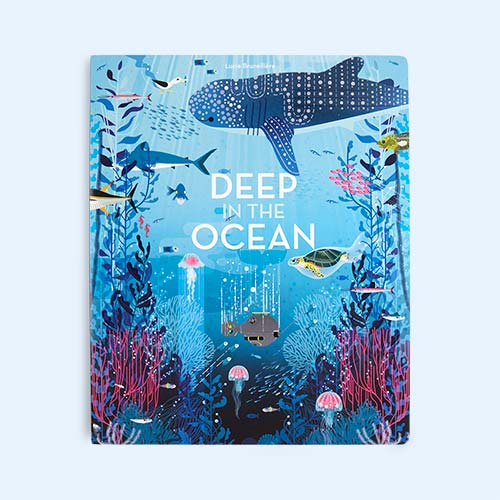 Blue Abrams & Chronicle Books Deep In The Ocean