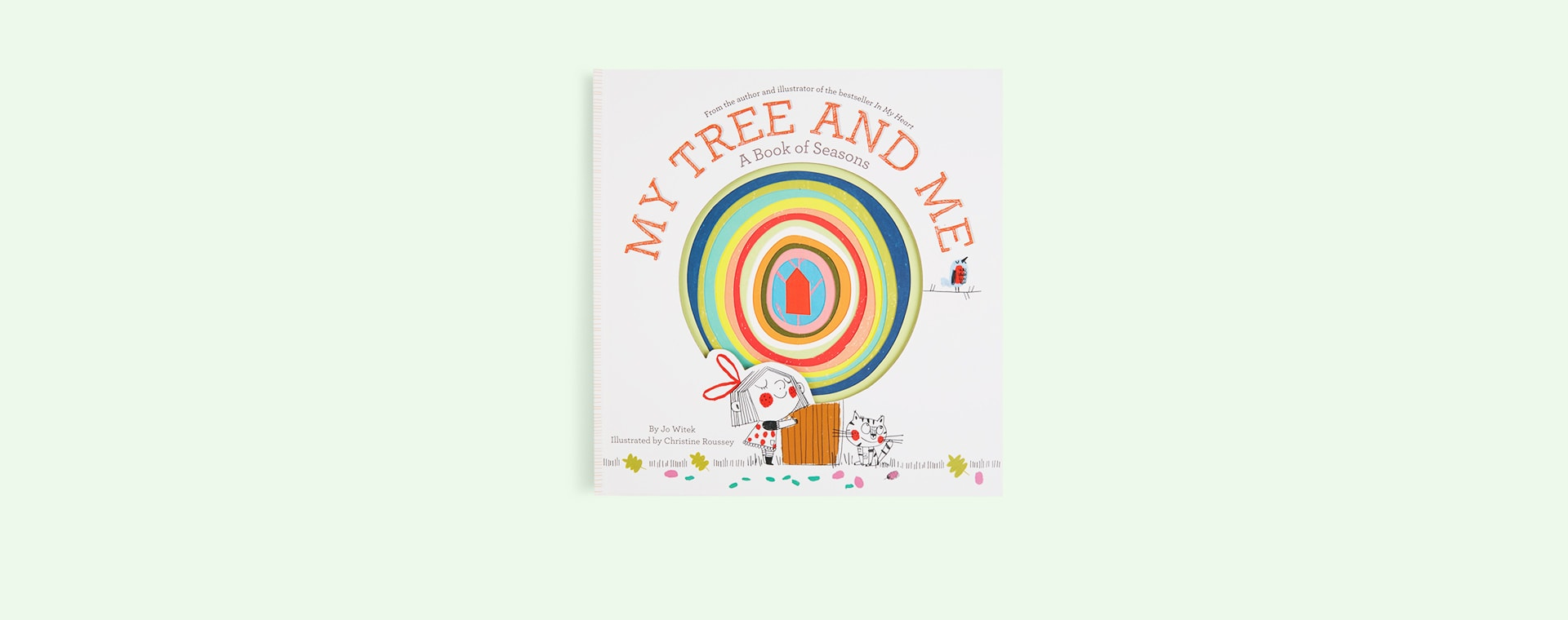 White Abrams & Chronicle Books My Tree And Me