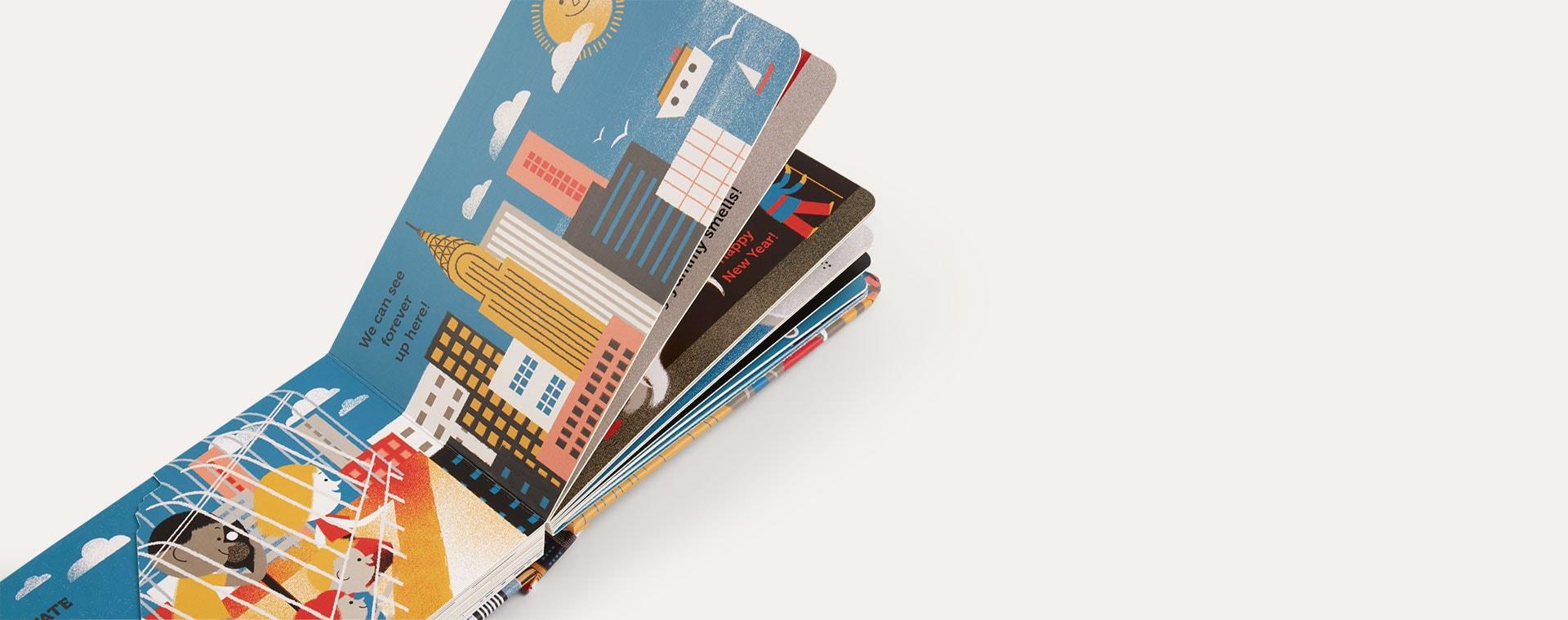 Orange Abrams & Chronicle Books Hello, New York!