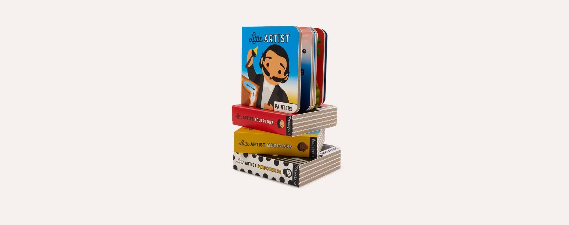 Multi Abrams & Chronicle Books Little Artist Board Book Set