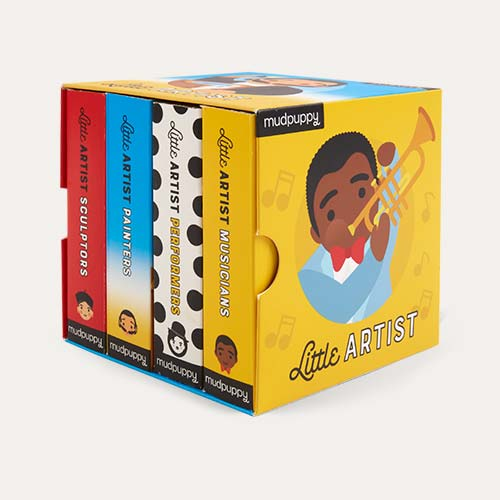 Multi Abrams & Chronicle Books Little Artist Board Book Set