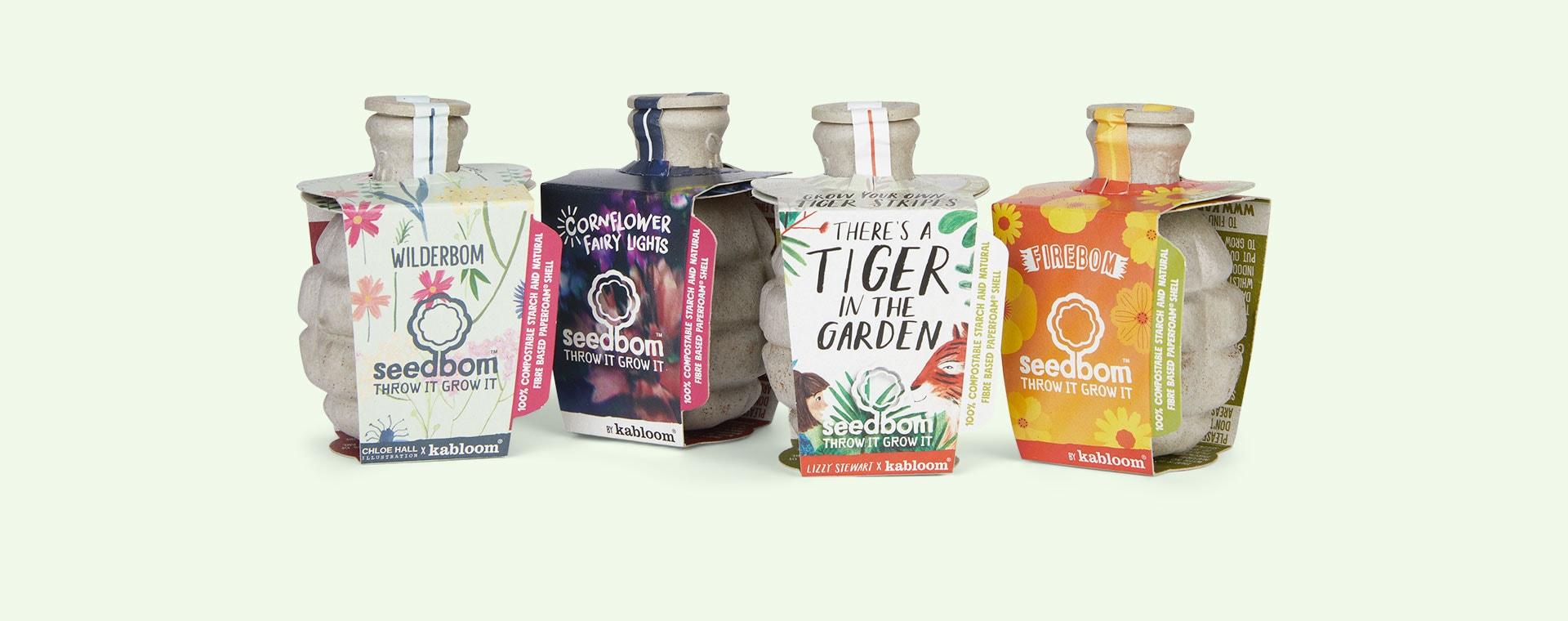 Brilliant Botanics Seedbom Seedbom Gift Box