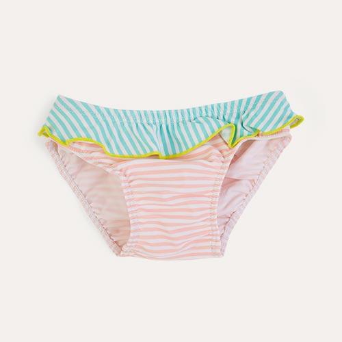 Stripe Pink Ki ET LA Annette Swim Pants