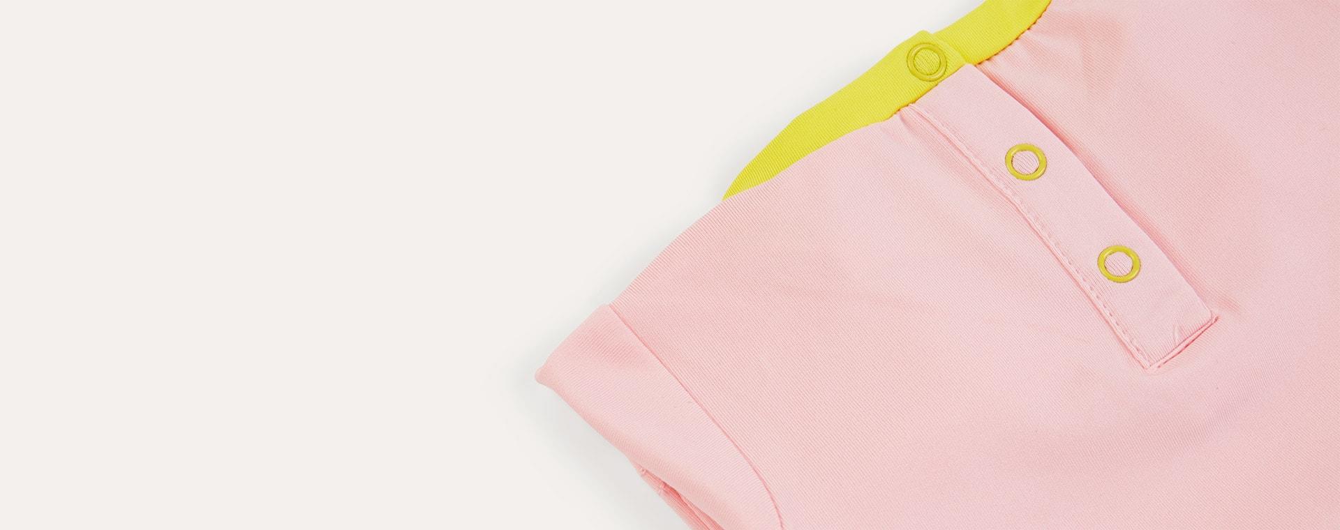 Pink Ki ET LA Anti-UV Pop Top