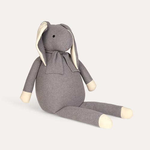Grey Liewood Knit Teddy