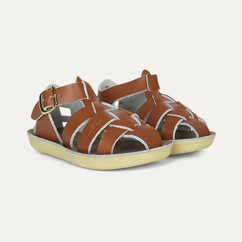 Tan Salt-Water Sandals Shark Sandal